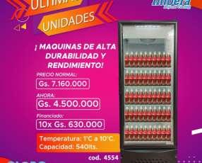 Exhibidora Imbera 540 litros