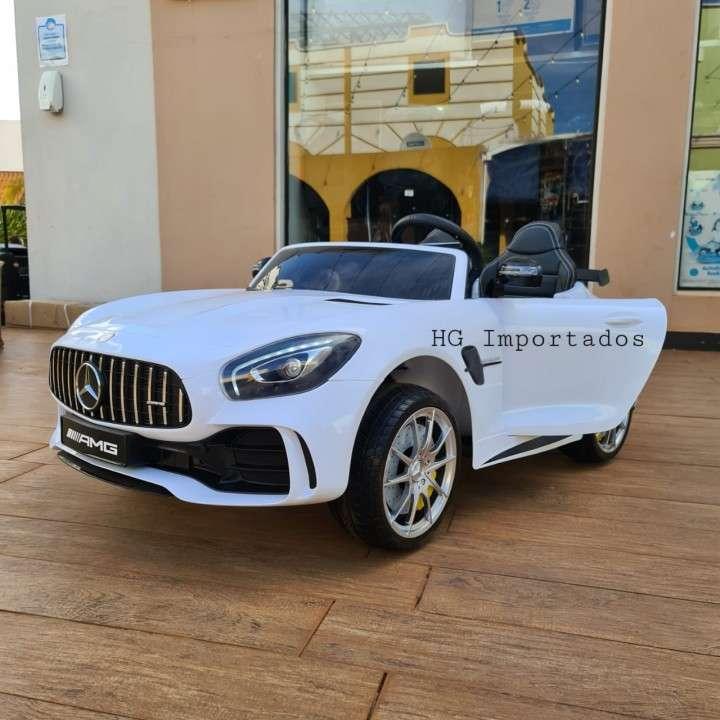 Auto a batería Mercedes Benz - 1