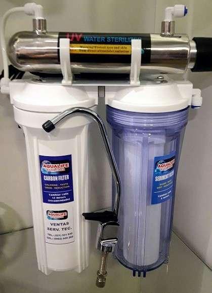 Filtro purificador para agua - 1