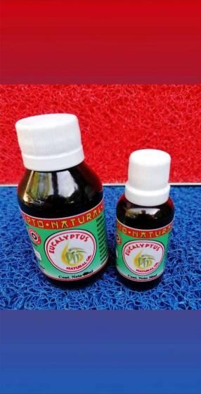 Aceite natural de eucalipto mentolado