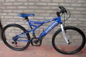 Bicicleta Caloi New Rider aro 24