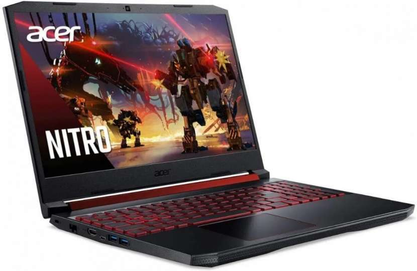 Notebook gaming Acer Nitro 5 - 0
