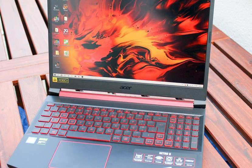 Notebook gaming Acer Nitro 5 - 1