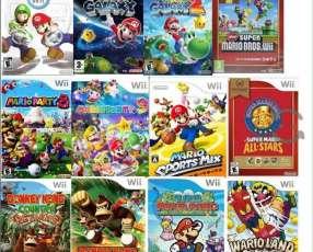 Carga de Juegos de Nintendo Wii