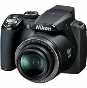 Cámara Nikon P90 incluye trípode