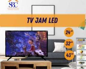 TV LED JAM