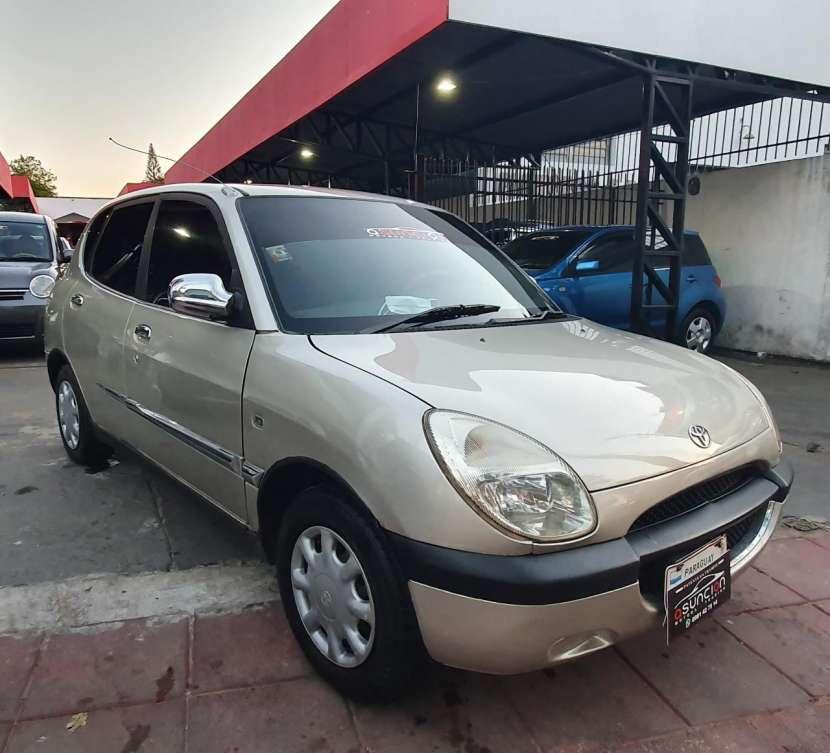 Toyota Duet 2001 - 0