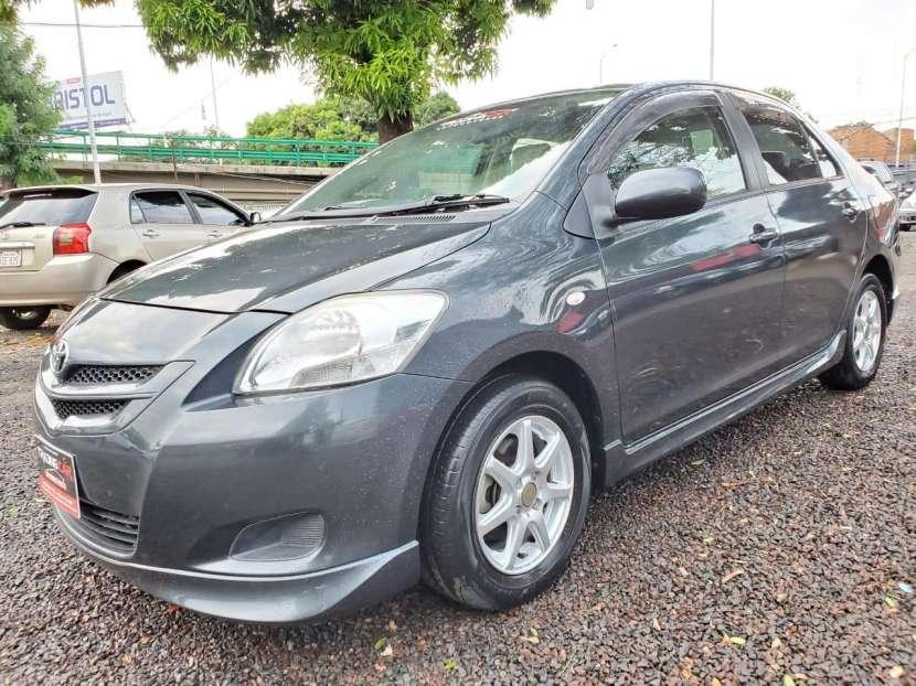 Toyota belta - 1