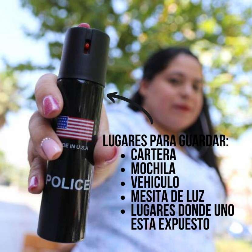 Gas pimienta para defensa personal - 1