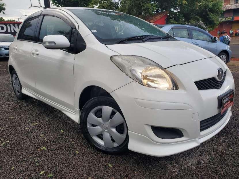 Toyota new vitz - 2