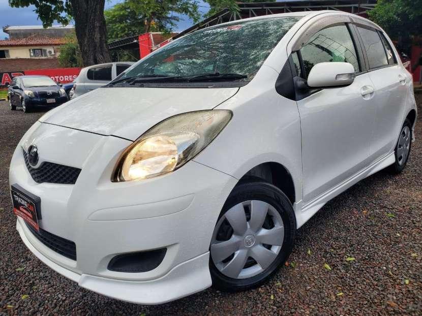 Toyota new vitz - 3