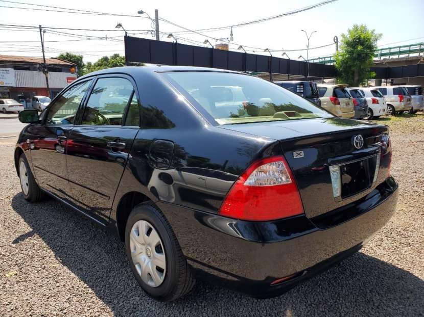 Toyota new corolla 2006 - 3