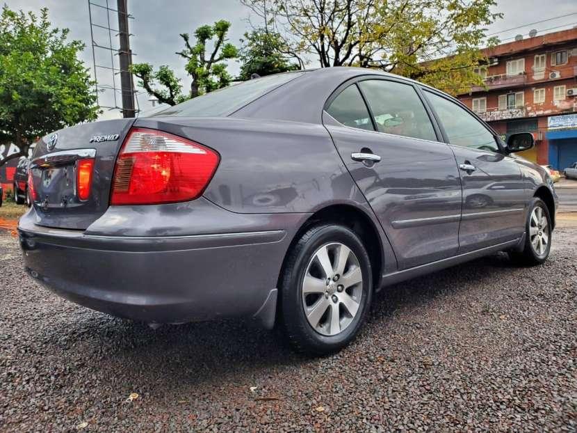 Toyota premio gris humo - 3