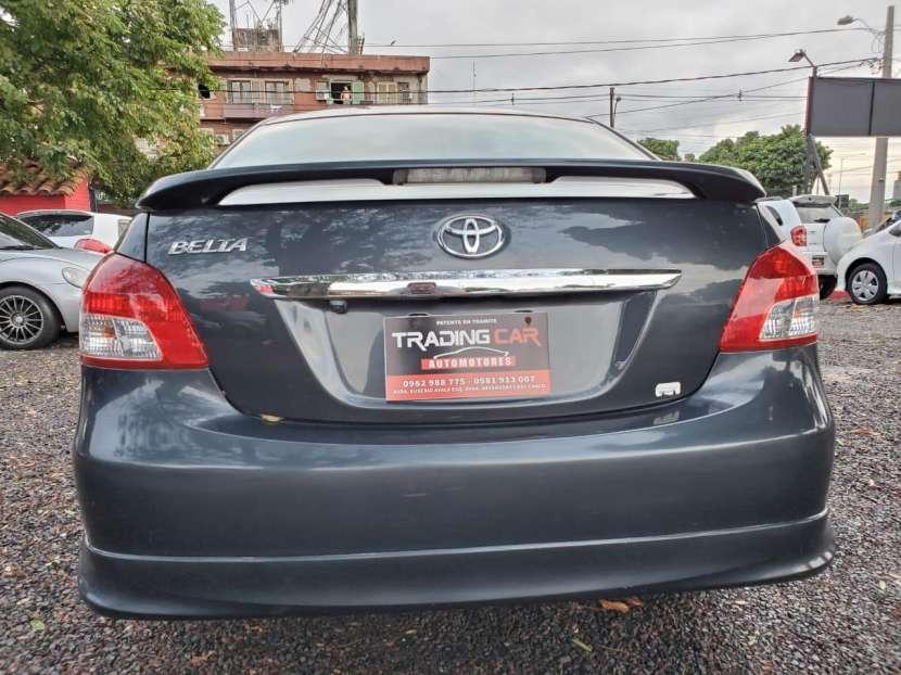 Toyota belta - 4