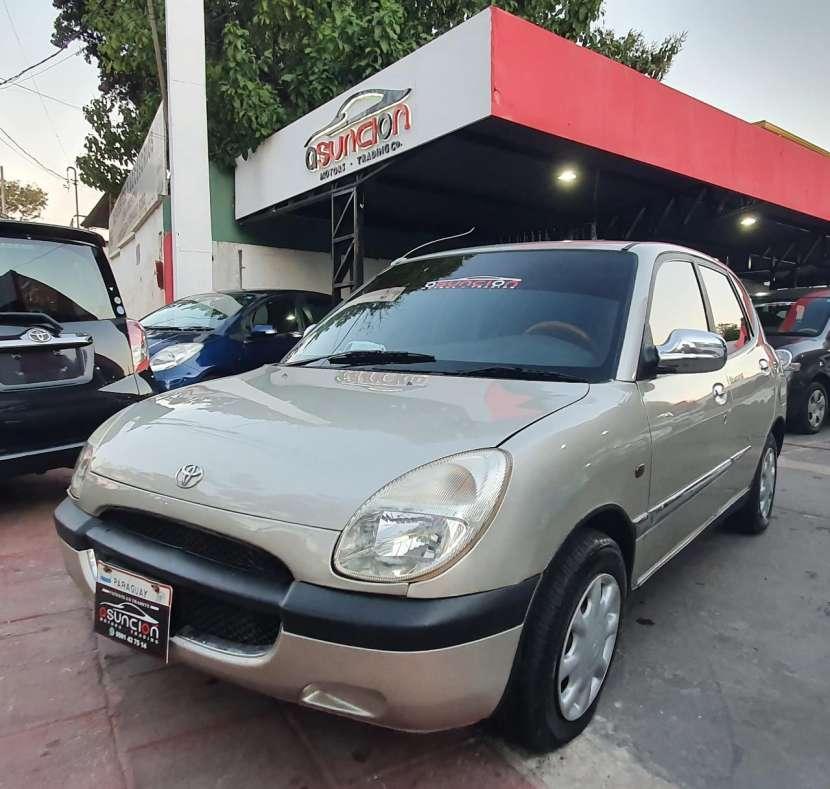Toyota Duet 2001 - 5