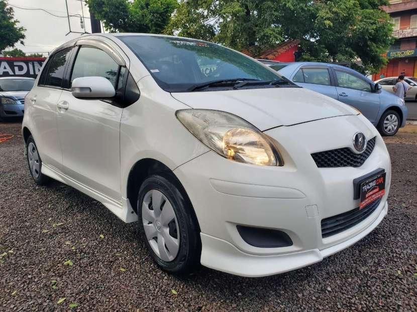Toyota new vitz - 6