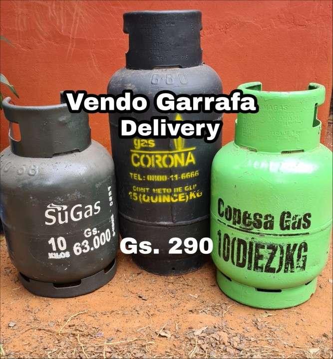 Garrafas 10 13 y 15 Kg - 0