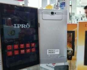 Tablet ipro a chip nuevo + estuche de regalo