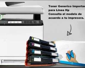 Toner Compatibles Importados Nuevos con Garantia