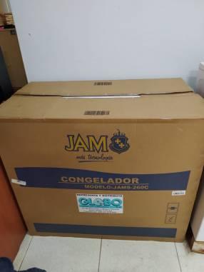 Congeladora JAM de 200 litros