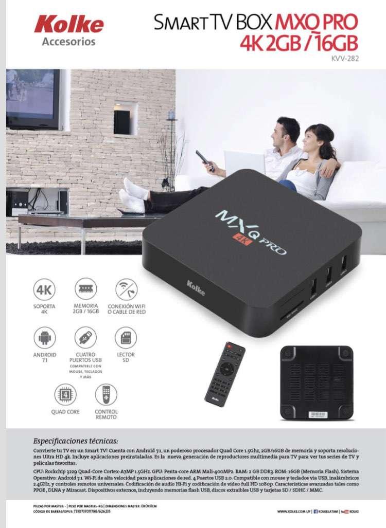 TV Box MXO PRO - 0