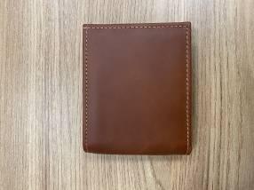 Billetera de cuero premium