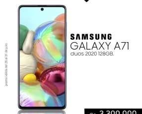 Samsung Galaxy A71 Dúos 2020