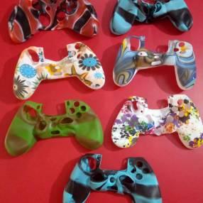 Siliconas y gomitas analógicas para PS2 PS3 y PS4