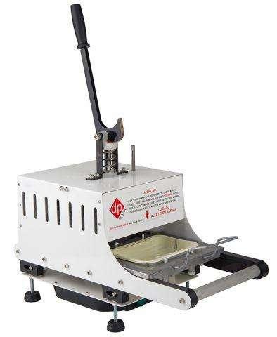 Máquina termo selladora para 54 modelos de envases plásticos - 0