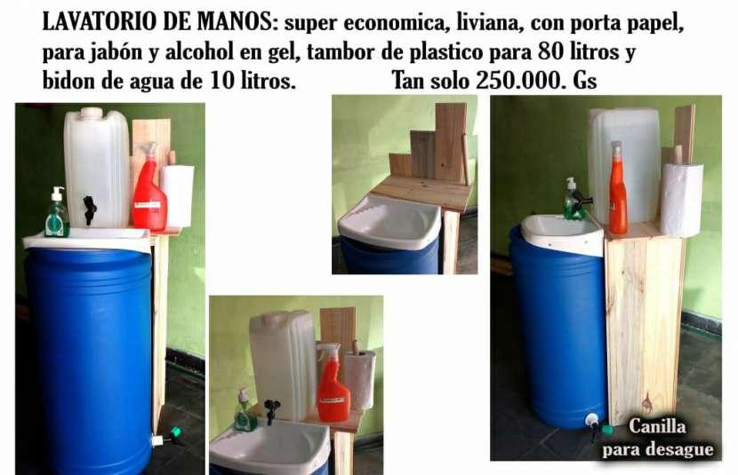 Lava manos - 0
