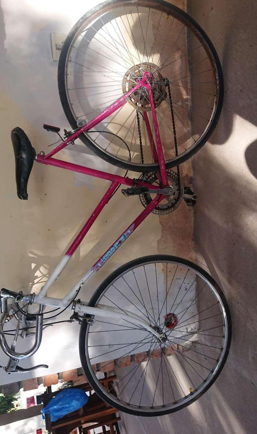 Bicicleta aro 29 - 0