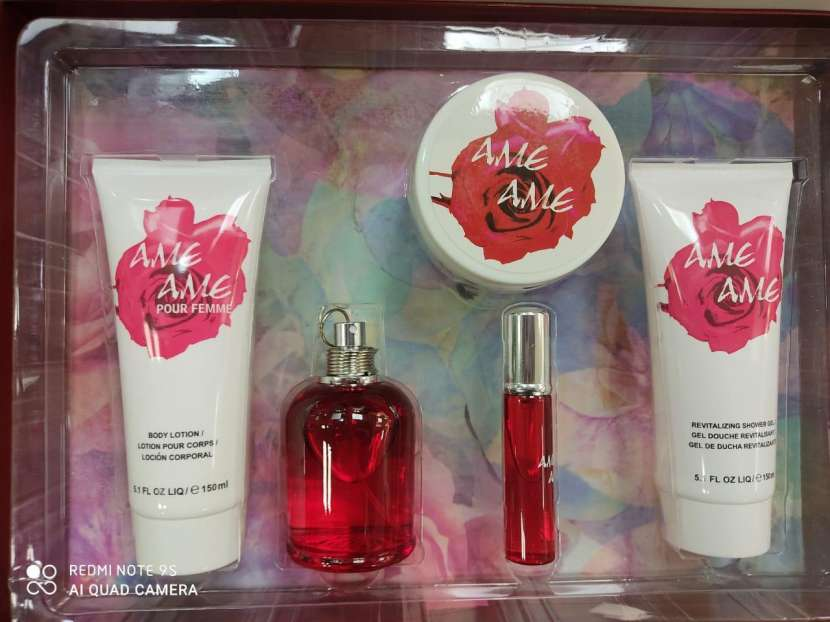 Kit de perfumes con fragancias originales - 2