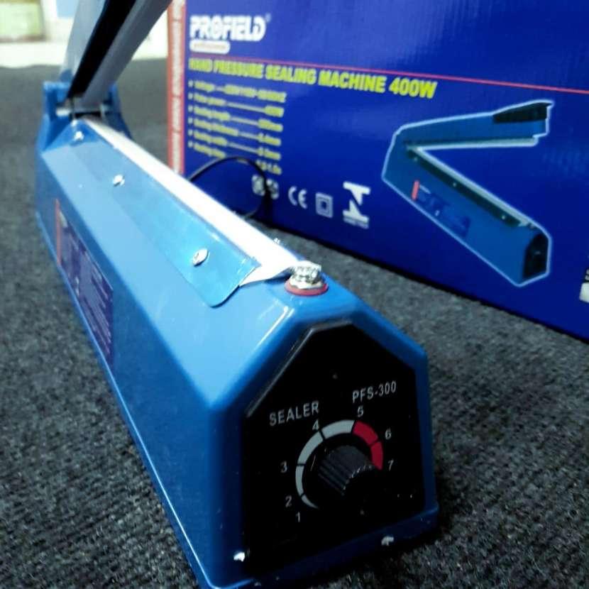Maquina sellador eléctrico - 3