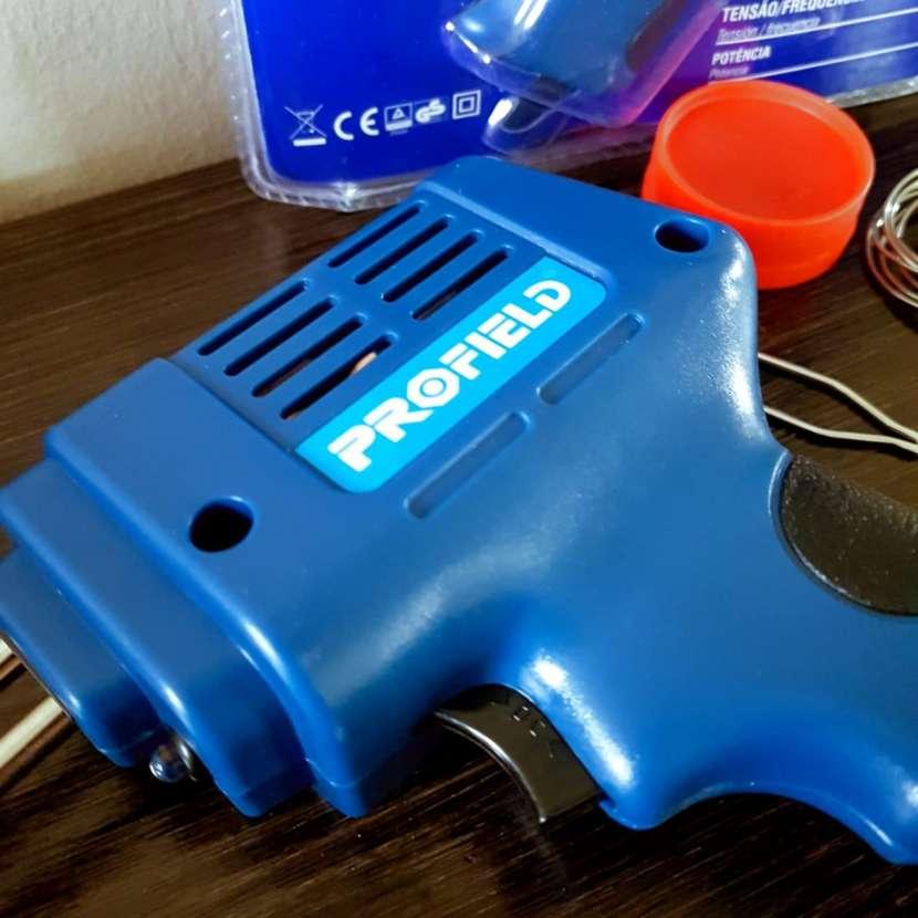 Pistola para Soldar Profield - 5
