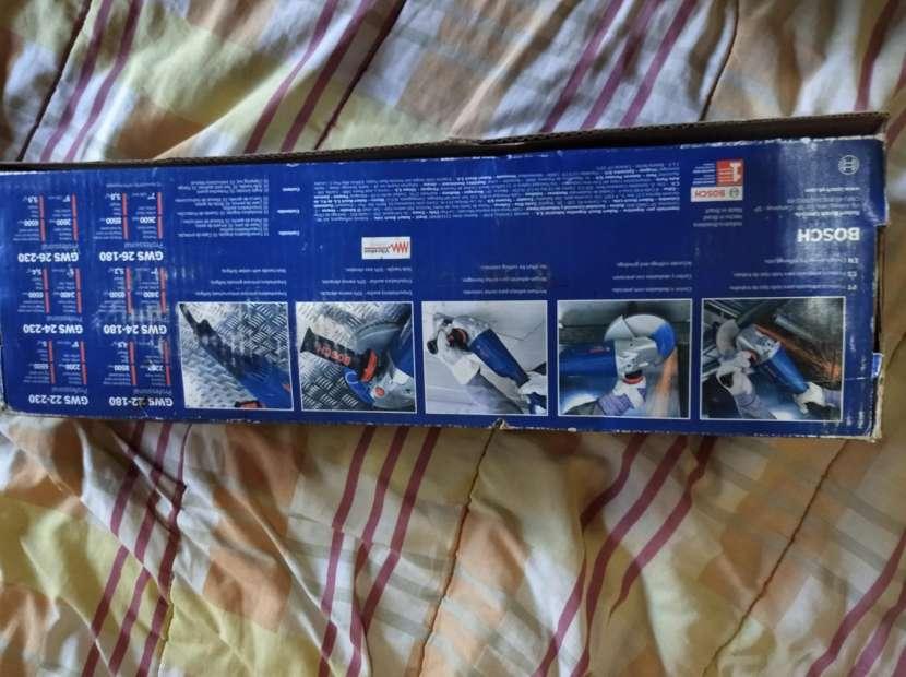 Amoladora Bosch GWS 24-180 profesional - 5