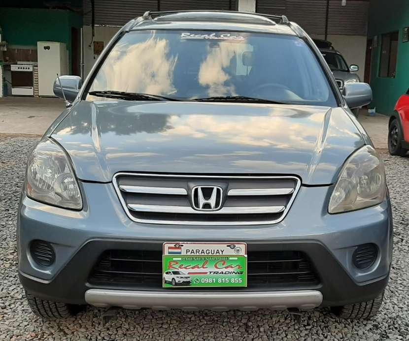 Honda CRV 200 - 6