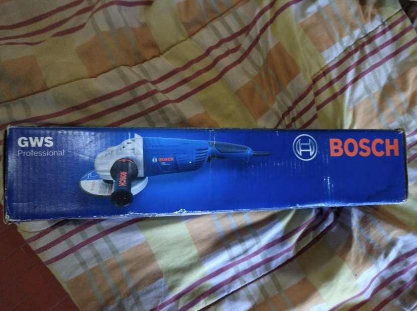 Amoladora Bosch GWS 24-180 profesional - 6