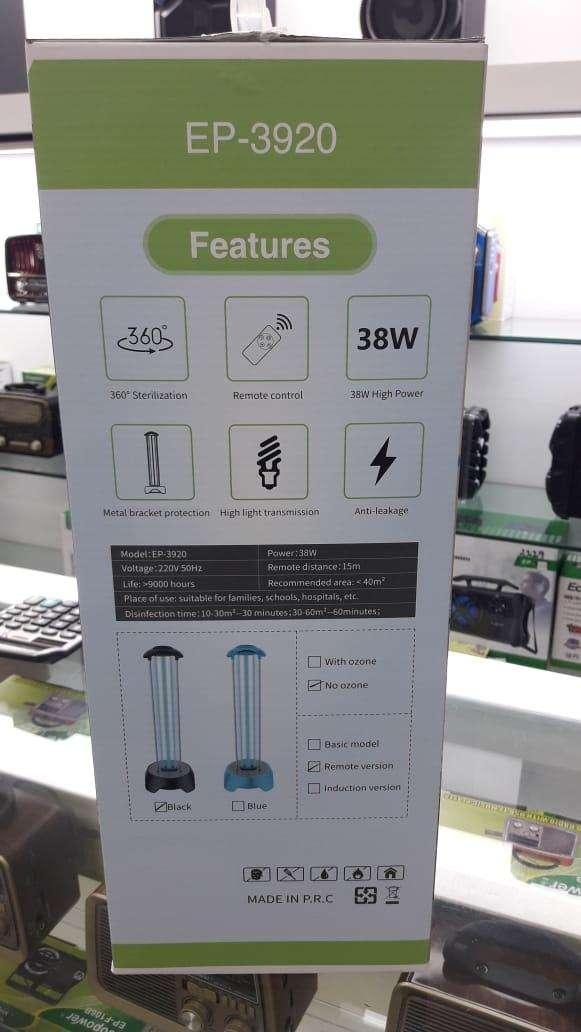 Luz Esterilizadora Ecopower - 8