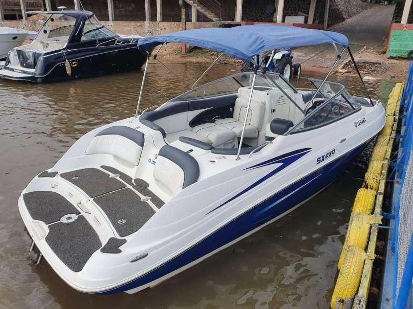 Embarcación Yamaha 2009 SX230 - 8