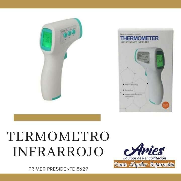 Termometro Infrarrojo - 0