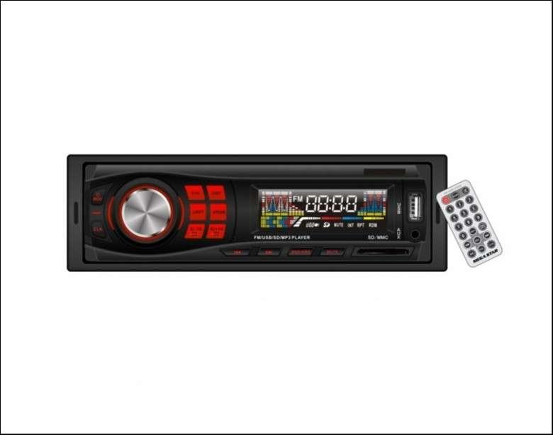 Autoradio Mega Star CDM381BT - 0