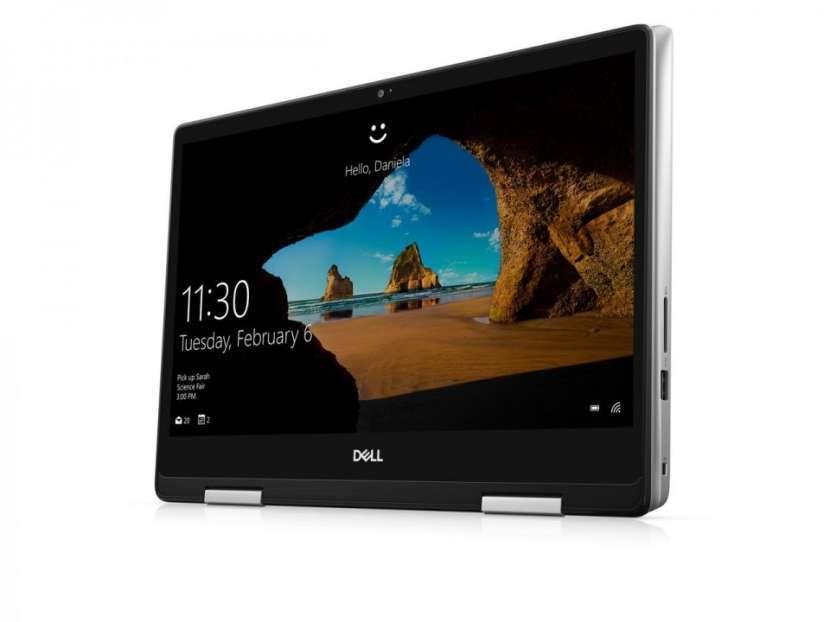 Notebook Dell Inspiron 2 en 1 i5/8gb/256gb SSD/14 pulgadas touch - 1