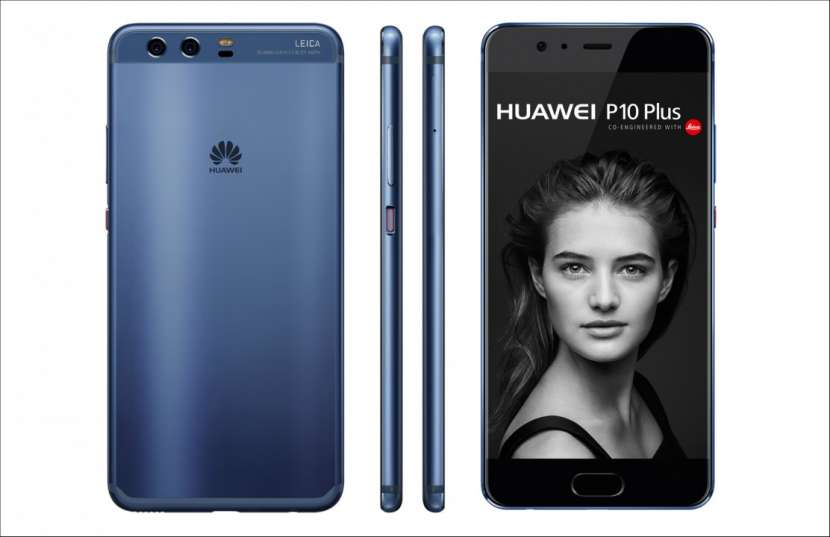 Huawei P10 Plus 64 gb azul - 0