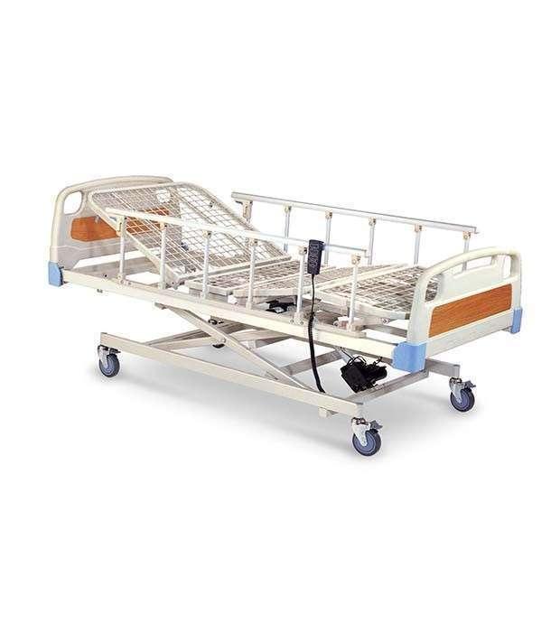 Cama hospitalaria de 3 movimientos eléctrica - 0
