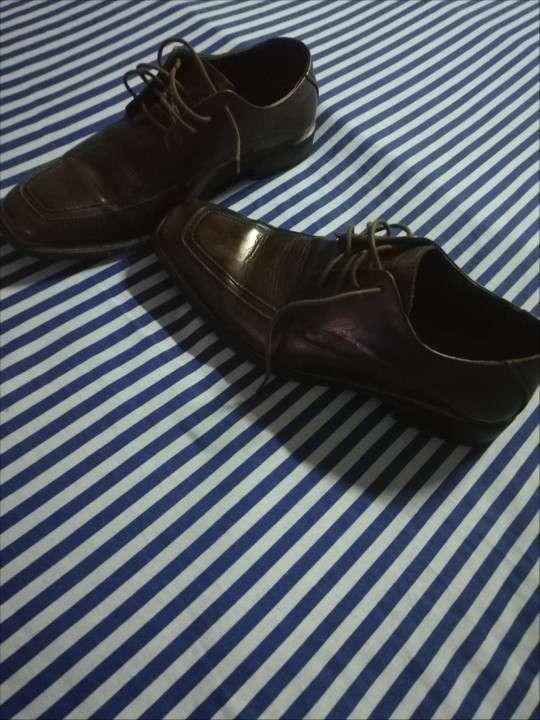 Zapato de Vestir para Caballero. - 0