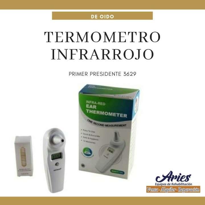 Termómetro Infrarrojo de oído - 0