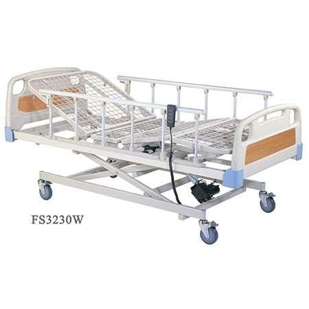 Alquiler de cama hospitalaria de tres movimientos importada - 2