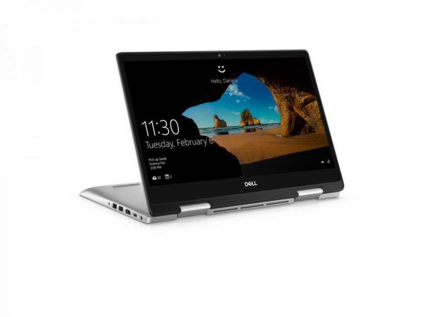 Notebook Dell Inspiron 2 en 1 i5/8gb/256gb SSD/14 pulgadas touch - 3