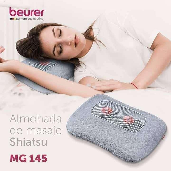 Cojín o almohada masajeador shiatsu - 0