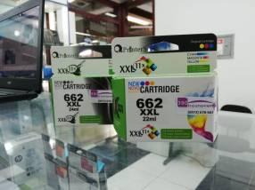 Cartucho de tinta compatible